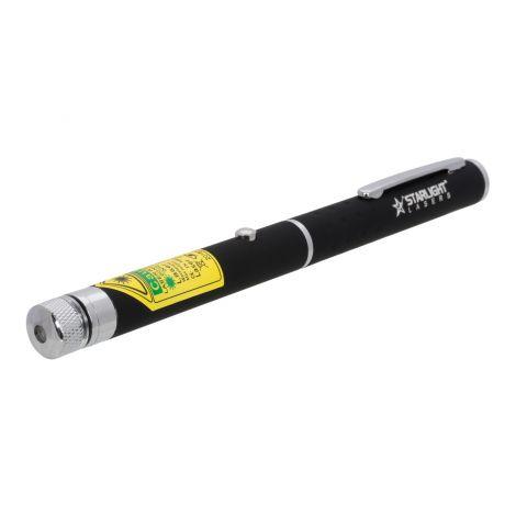 Starlight Lasers X2 Puntero Láser Verde Con Patrones